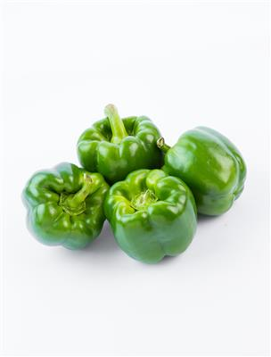 Green Capsicum, Whole 8kg